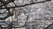 Feuerbach im Schnee